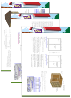 plans for dog houses